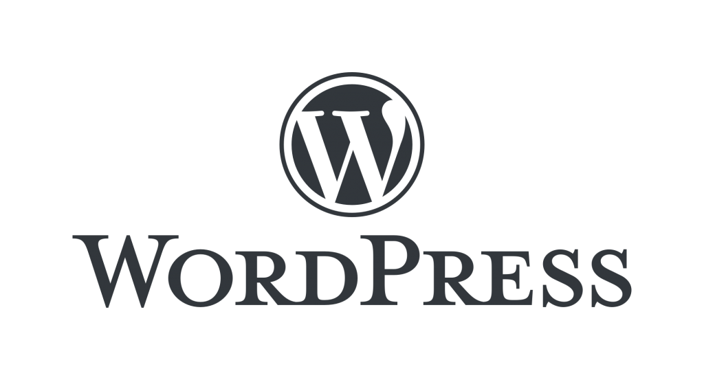 WordPress logotype alternative